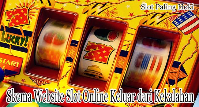 Skema Website Slot Online Untuk Keluar dari Kekalahan